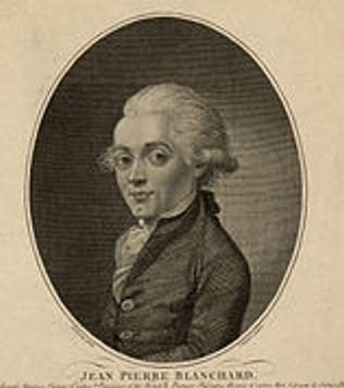 Jean pierre blanchard johnny