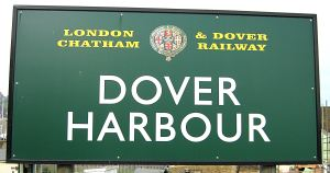 London, Chatham and Dover Railway - Harbour Station