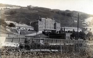 Military Hospital, Western Heights. Dover Museum