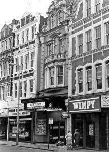 Zetters Bingo Hall, Biggin Street 1960s - Dover Museum