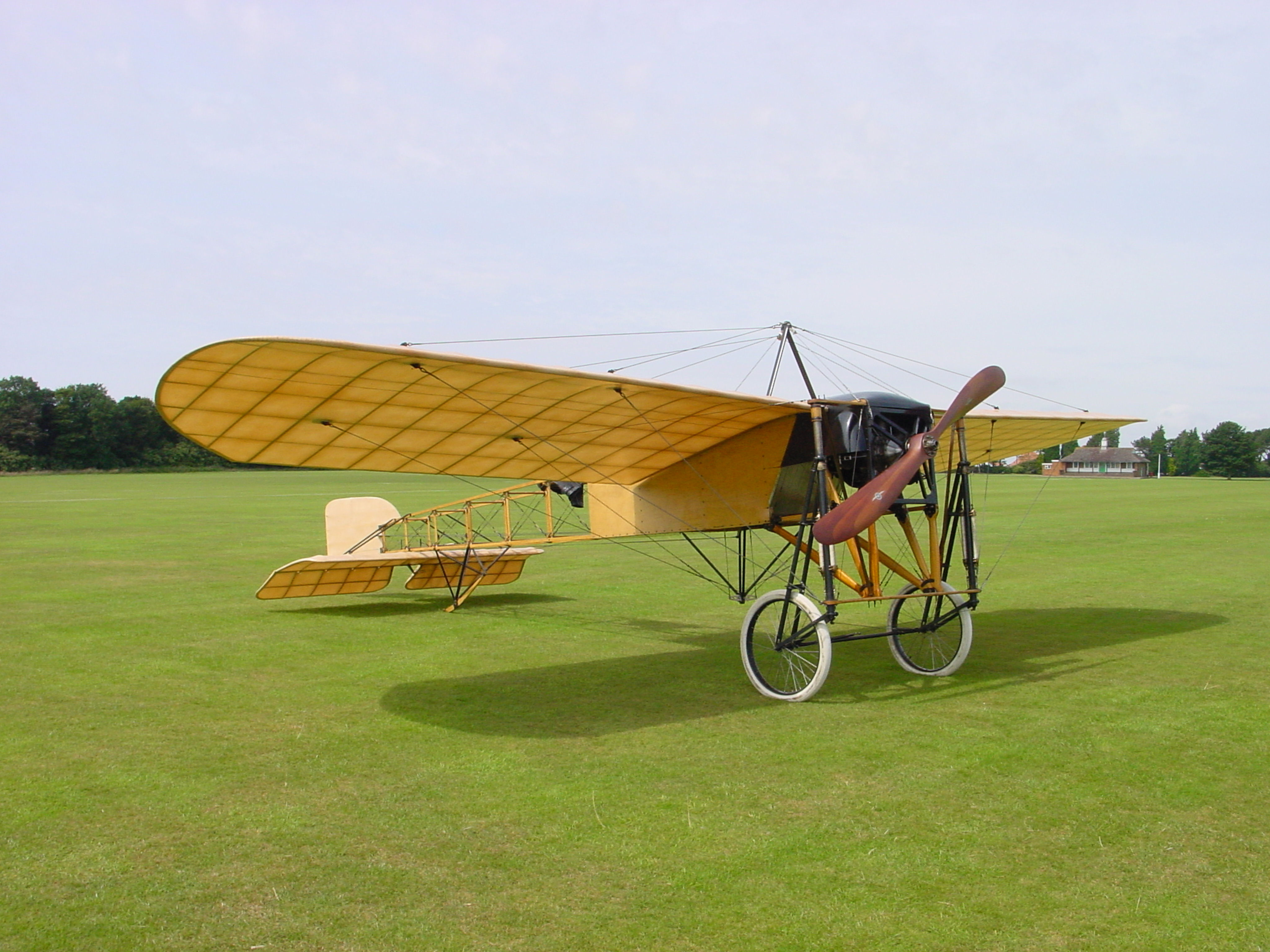 Bildresultat för bleriot plane