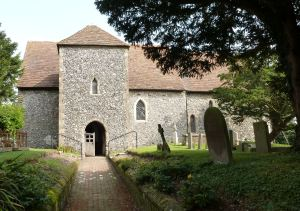 Church of St Peter West Cliffe