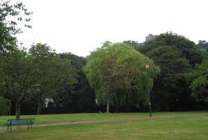 Pencester Gardens today