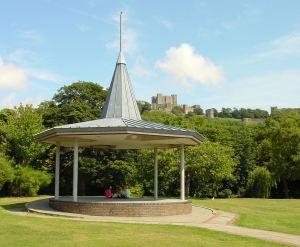 Pencester Gardens - Millenium Bandstand