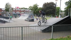 Skate Park Pencester Gardens
