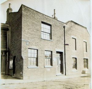 Union Hall, Ladywell. Dover Library