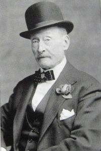 Sir William Crundall, Chairman of Dover Harbour Board