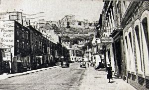 Castle Street c1950. David Iron Collection