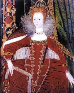 Elizabeth I courtesy of Dover Museum