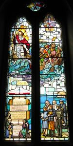 Herald of Free Enterprise memorial window