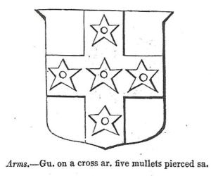 Randolph Family Coat of Arms