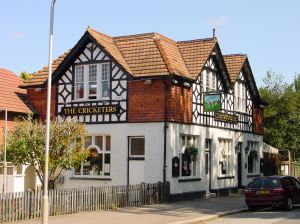 Cricketers Arms, Crabble Avenue