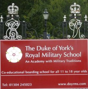 Duke of Yorks School