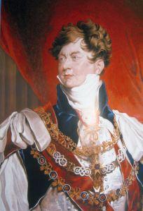 Prince Regent (1811-1820) George IV (1820-1830). Brighton Pavillion