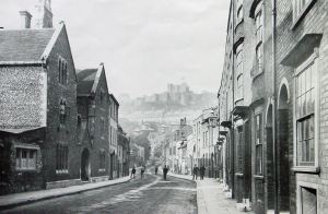 St James Street circa 1880. Dover Library
