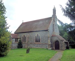 St Mary's Church, West Langdon