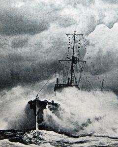 World War I Destroyer - Alan Sencicle Collection