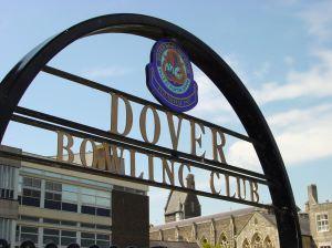 Dover Bowling Club Gate Maison Dieu Gardens
