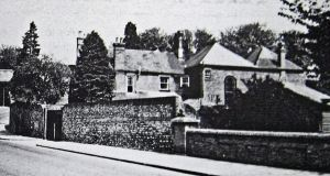 Crabble House demolished in1965 for bungalows.