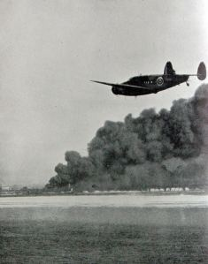 Dunkirk Evacuation 27 May - 3 June 1940, RAF covering the evacuation. Doyle Collection.