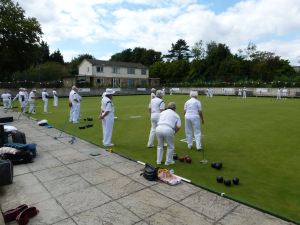 Gateway Bowling Club at Old Park, Whitfield. AS 2014