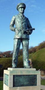 Admiral Bertram Ramsay statue, Dover Castle