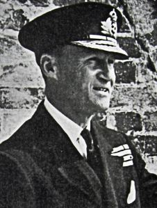 Vice-Admiral Bertram Ramsay (1883-1945) who Organised Dunkirk evacuation. Doyle Collection