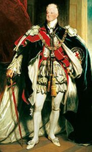William IV, who as the Duke of Clarence, gave Dover's theatre the Royal approval. Internet