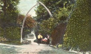 TH Connaught Park whale Bone Arch 2 courtesy of Dover Library