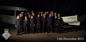 Dover and Deal Sea Cadets 2013. TS Lynx