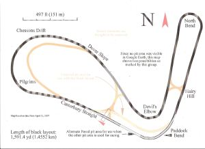 Lydden Hill Race Circuit 2014