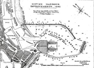Commercial Harbour proposal in 1892