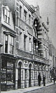 Tivoli Theatre Snargate Street. Bob Hollingsbee Collection
