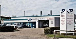 Jenkins & Pain today at White Cliffs Business Park