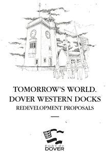 Dover Western Docks redevelopment plan 1993