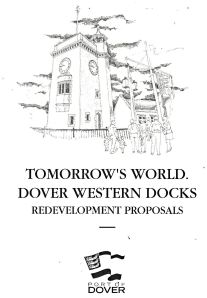 Dover Western Docks redevelopment plan 1993