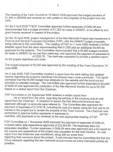 Audit Commission's Report on Dover Town Council 26 July 2007 page 2