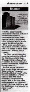 Dover Express 29.08.2013