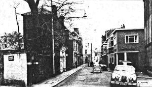 Townwall Street circa 1962