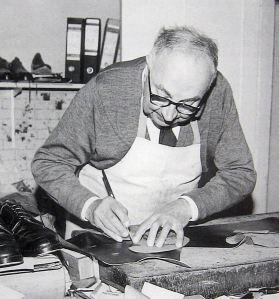 Fred Greenstreet at work. Thanks to Joe Harman