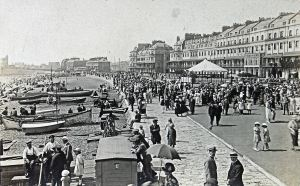 Seafront - 1930s. Dover Library