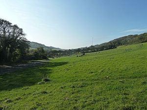 Farthingloe Valley looking west. AS 2014