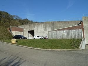 Farthingloe Wastewater Treatment Works, Broomfield Bank. AS 2014
