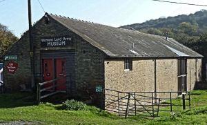 Little Farthingloe farm Women's Land Army Museum. AS 2014