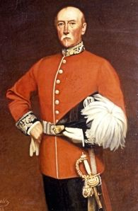 Major Robert Lawes  by George W Baldry1893. Dover Museum