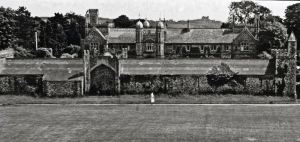 Old Park Mansion c1960s - Thanks to Roger Gray