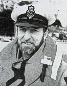 Roy Couzens - Lifeboat Second Coxswain Second Mechanic. Dover RNLI
