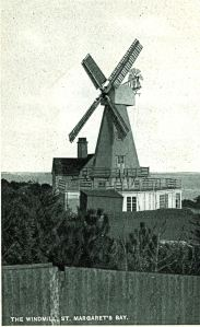 St Margaret's Windmill that Sir William Beardsell had built. Dover Museum