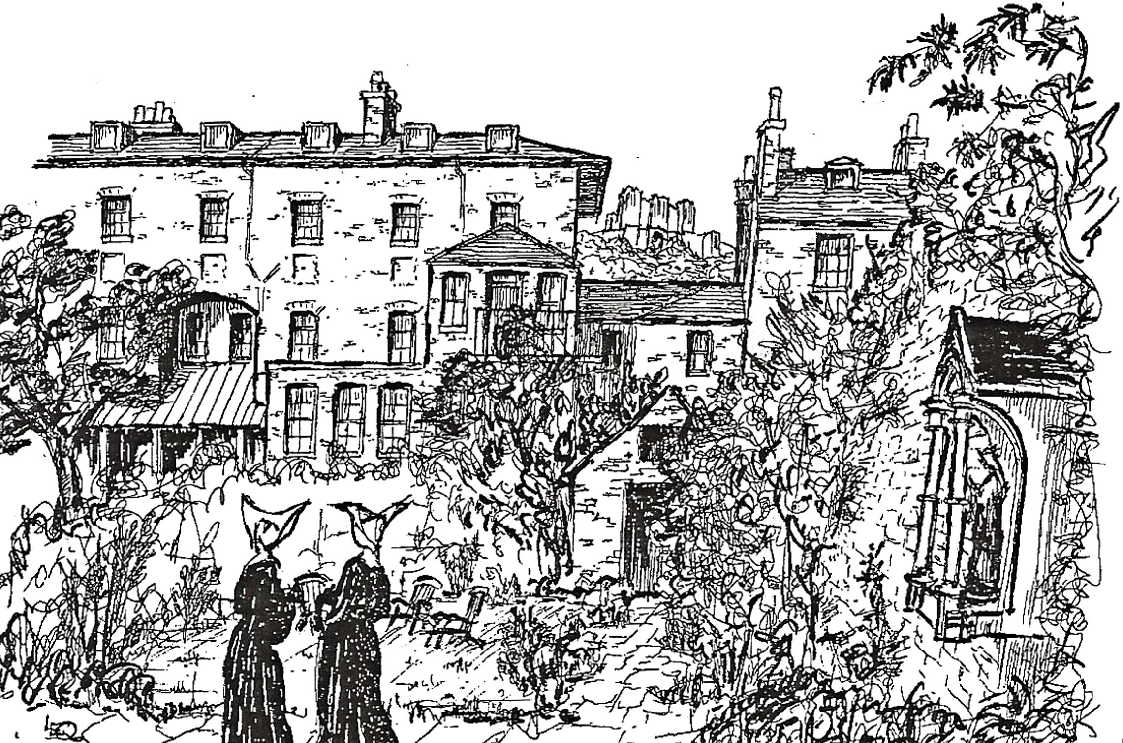 sisters of st vincent eastbrook place the dover historian