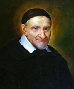 St Vincent de Paul. Internet
